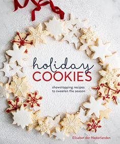 Amazon.com : holiday baking cookbooks Holiday Cookie Recipes, Holiday Cookies, Holiday Baking, Christmas Recipes, Cranberry Cookies, Christmas Desserts, Holiday Treats, Christmas Treats, Thanksgiving Desserts