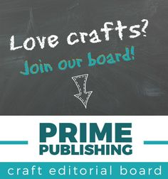 Calling all crafters! We want your feedback. By joining our craft editorial board, you'll have the opportunity to shape the future of our sites and gain insight into our work behind the scenes. Learn more and join today! http://www.favecrafts.com/section/editorial-board