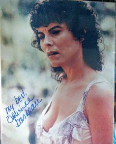FS: #Adrienne #Barbeau #Swamp #Thing  #Autographed Signed 8x10 #Photo w/COA…