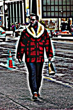 Mark Fisher American Photographer™: Showing The Red Pattern • American Fashion Photogr...
