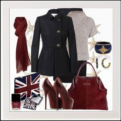 """Union Jack and Blue Is Back"" by jacque-reid on Polyvore"