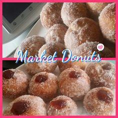 Market donuts