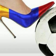 Colombia soccer and shoes Colombia Soccer, Soccer Fifa, Brazil World Cup, Shoe Game, Two By Two, Christian Louboutin, High Heels, Pumps, Shoes