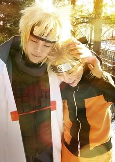 Hwangja(Hwangja) Minato Namikaze(Hokage 4th) Cosplay Photo - Cure WorldCosplay