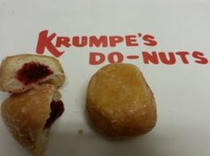 Krumpe's Donuts... The. Best. Donuts. Ever. Period. Hagerstown, MD