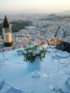 Wedding and Event Planning in Greece! Happy Events can desing the Greek wedding of your dreams! Baptism Ideas, Boy Baptism, Greek Wedding, Baby Blue, Event Planning, Greece, This Is Us, Table Decorations, How To Plan