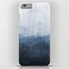The Storm - Ocean Painting iPhone & iPod Case