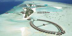 Olhuveli, Maldives.