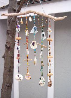 Hanging Window Art Sculpture