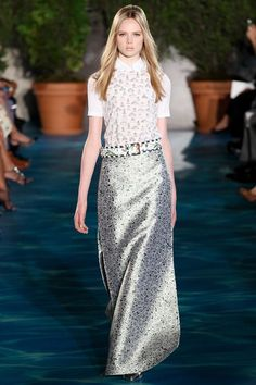 Tory Burch Spring 2014 Ready-to-Wear Fashion Show Collection