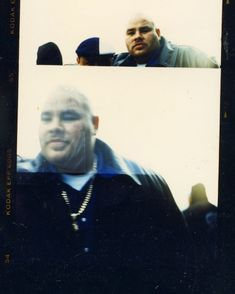 estevanoriol @fatjoe back in the dayz at southside seaport in NY this is a double exposure shot on @kodak EPP 100 film #estevanoriol #fatjoe #filmphotography #nyc #hiphop #rap #legend #joeycrack #puertorican #boricua #newyorican #doubleexposure #epp100film