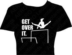 Gymnastics GYMNAST T-shirt Gymnastic Shirt girls by AEROLeotards