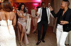 Bonang Matheba Celebrates Birthday In Glitz And Style. See All Photos Here 31st Birthday, Hyde, Business Women, Love Her, Sequin Skirt, Celebrities, Photos, Black, Fashion