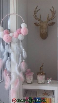This article is not available. This article is not available – craft ideas children – Diy Home Decoration Diy Crafts Hacks, Diy Crafts For Gifts, Diy Home Crafts, Creative Crafts, Diy For Kids, Crafts For Kids, Dream Catcher Decor, Dream Catcher Mobile, Diy Bebe