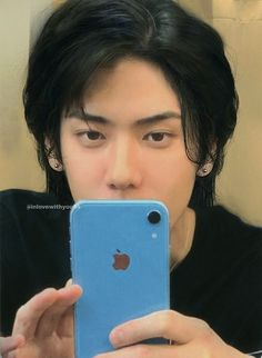 Character Sketches, Sehun, Long Hair Styles, Emperor, Pretty, Husband, Asian, Long Hairstyle, Long Haircuts
