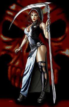 Zenescope Entertainment, Keres the goddess of death