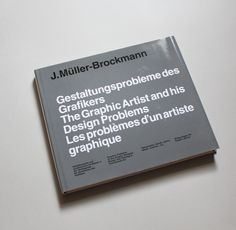 A reprint of the classic manual by Muller-Brockmann. More of a retrospective of his work which includes a section on exhibition design.