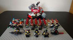 "The Armoury • ""New"" Army: The Sengoku by hobonoob5000"
