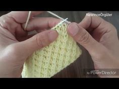 Knitting Tutorial: How to unravel garter stitch safely Crochet Blanket Patterns, Baby Blanket Crochet, Baby Knitting Patterns, Knitting Designs, Knitting Projects, Knitting Stiches, Knitting Videos, Crochet Videos, Free Knitting
