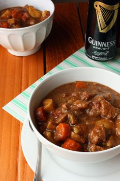 Irish Beef Stew - She Makes and Bakes