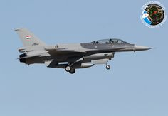 Iraqi Air Force F-16IQ Tucson IAP