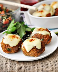 "Carrot and Sundried Tomato Meatballs - a tasty recipe from this blog, ""Fuss Free Cooking""."