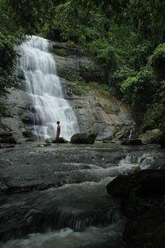 Khaichara Waterfalls, Chittagong, Bangladesh