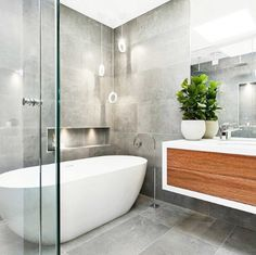 A Raw Industrial Warehouse Conversion Alisa and Lysandra Of Bathroom Warehouse Gray Shower Tile, Bathroom Floor Tiles, Bathroom Renos, Laundry In Bathroom, Grey Bathrooms, Bathroom Layout, Bathroom Ideas, Concrete Bathroom, Concrete Tiles