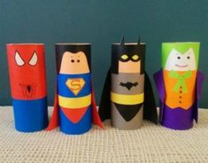60 Toilet Paper Roll Crafts that'll make you say Thanks to your creativity - diy kids crafts Paper Crafts For Kids, Diy For Kids, Fun Crafts, Arts And Crafts, Decor Crafts, Paper Towel Roll Crafts, Toilet Paper Roll Crafts, Towel Crafts, Diy Spring