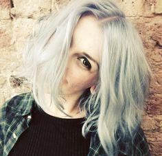 Bleach london | Gray hair