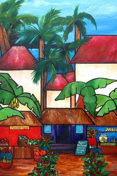 Puerto Rico Art!!! Beautiful !!