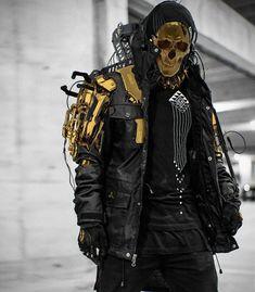 Found on Instagram. Looks Cyberpunk to me! : Cyberpunk