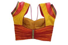 Katori Blouse Cutting Method In Malayalam 119 New Saree Blouse Designs, Patch Work Blouse Designs, Simple Blouse Designs, Stylish Blouse Design, Blouse Back Neck Designs, Choli Designs, Dress Designs, Blouse Models, Dress Models
