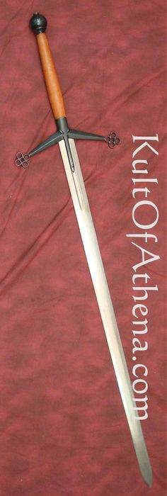 Hanwei Scottish Claymore - Antiqued