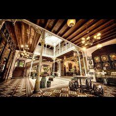 Peranakan Mansion at Church street  Photo by Danny Xeero