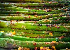 Herbs, Spices and Tradition: BAKED ASPARAGUS