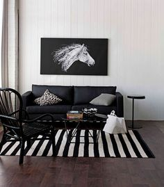 Why completely redecorate a space when you can transform a room by simply adding a surprising element? real living senior stylist Sarah Ellison reveals how its done.