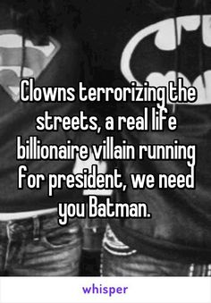 Holy Shit, Batman! It's real!!