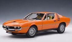 1970 Alpha Romeo Montreal - 1/18 Diecast Model
