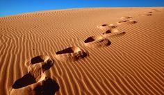 Пустинята #Мохаве стене зловещо - http://sanovnik.bg/n3-65234 #мистерии #пустини #природа