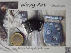 miniatura in fimo: fisarmonica - accordion  polymer clay handmade