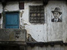 Fotografía: Enrique Carrascal http://enriquecarrascal.blogspot.com.es/2016/10/retrata2.html  #mogarraz #sierradefrancia #retrata2_388 #retrata2 #maillo #florenciomaillo #salamanca