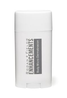 Rodan and Fields Body Micro-Dermabrasion bar is great in the shower for body exfoliation as well as fading scars when used regularly!  ayoder.myrandf.com