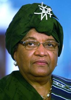 Liberian President Ellen Johnson Sirleaf, how are has women in leadership changed Africa?