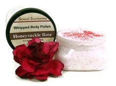 Whipped Body Polish Honeysuckle Rose