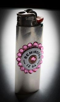 Shotgun Shell Lighter Cover