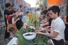 Eat Your Sidewalk - Urban Foraging
