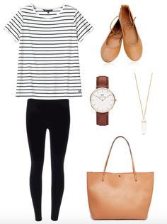 3 Essential Outfits For Spring | A Girl, Obsessed