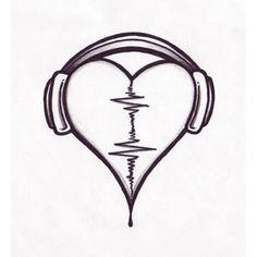 Music tattoo (design)