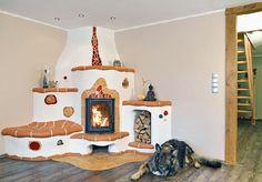 Homeplaza - Handgefertigte Kachelöfen werden zum kunstvollen Feuermöbel - Kunstwerk und Wärmequelle